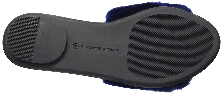 Loeffler Randall Women's Isabel-Sh Slide Sandal B079NT38NK 10 B(M) US|Eclipse