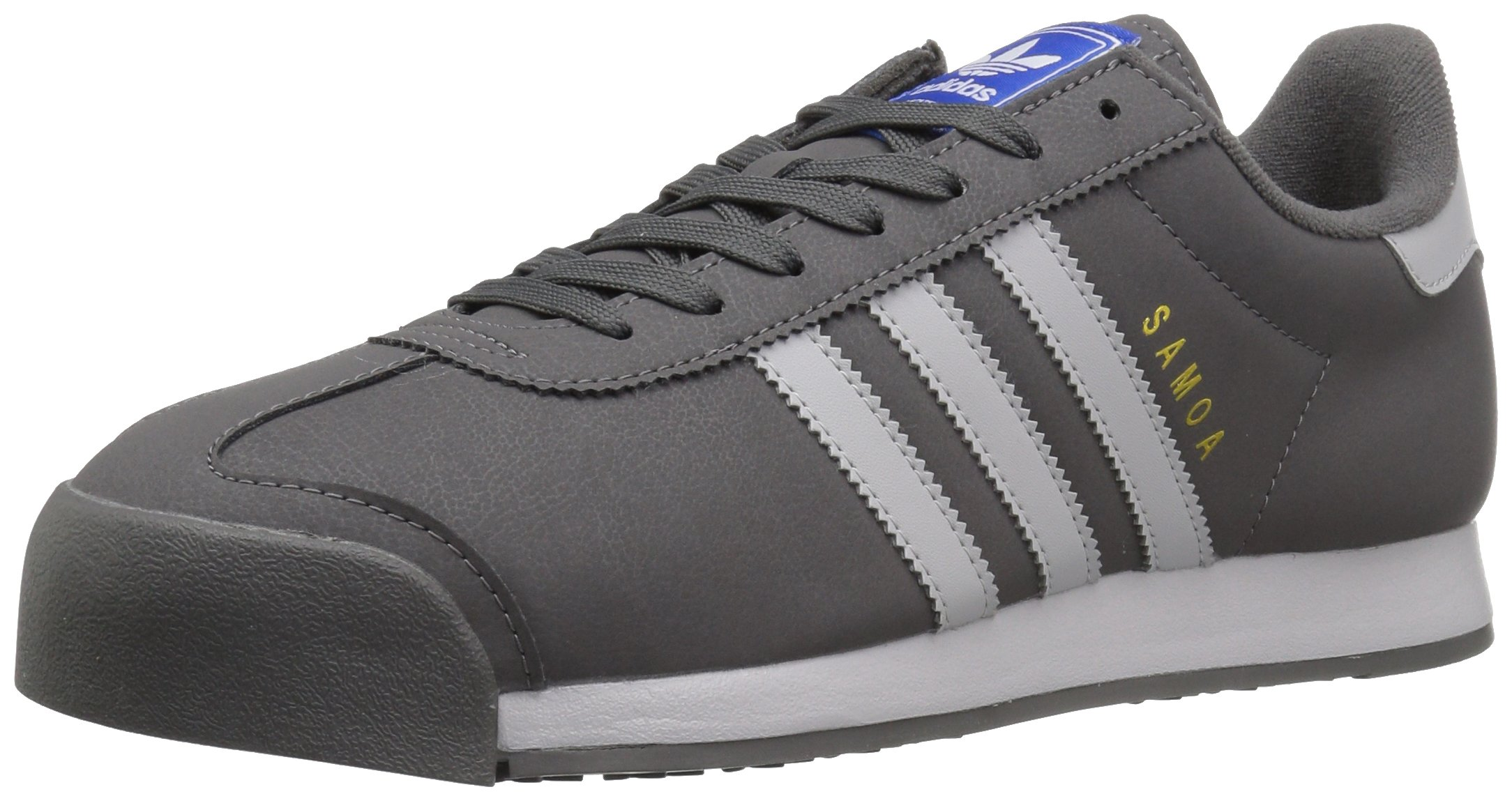 bf64e1c88a5e4 adidas Originals Men's Samoa Retro Sneaker Running Shoe, Granite/LGH Solid  Grey/Satellite, ((10 M US)