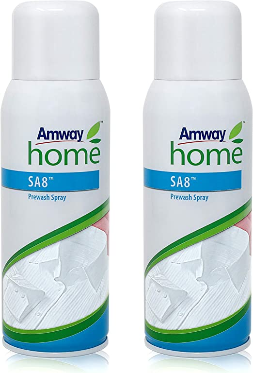 Aerosol Prewash SA8™- Limpiador de Manchas biodegradable
