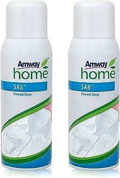 Aerosol Prewash SA8™- Limpiador de Manchas biodegradable: Amazon ...
