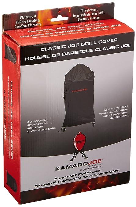 Amazon Com Kamado Joe Kjgc23b Cover For 23 Inch Kamado Joe Grill