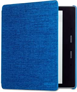 Kindle Oasis Water-Safe Fabric Cover, Marine Blue