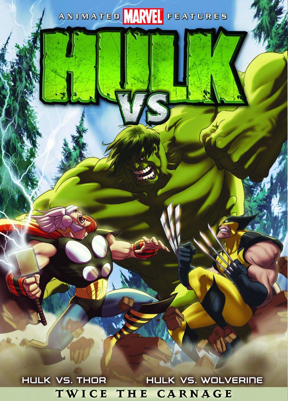 amazon co jp hulk vs dvd ブルーレイ