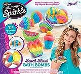 Cra-Z-Art Shimmer & Sparkle Make Your Own Bath Bomb Beach Blast