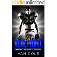 The Blueprint: MM First Time Football Romance book cover
