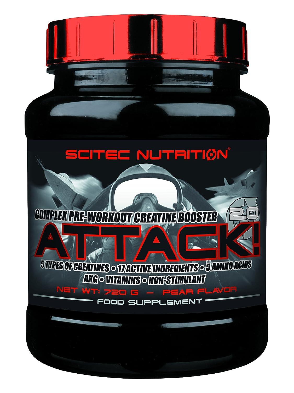 Scitec Nutrition Attack - Kirsche