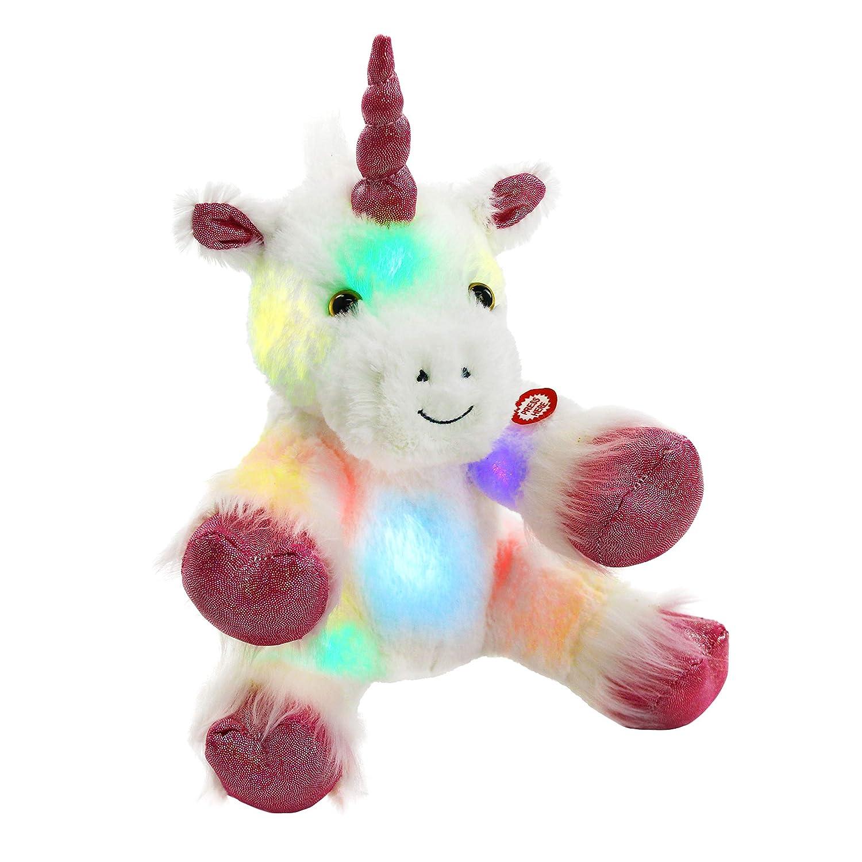 (S) (S) - Wewill Heavenly LED Lumious Stuffed inch Unicorn with Heavenly White Plush, 30cm 12 inch B06X9PTB2M, aigrip:0c0bbb52 --- infinnate.ro
