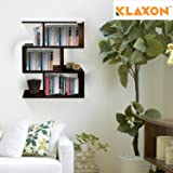 Klaxon Omega Book Shelf (Brown)