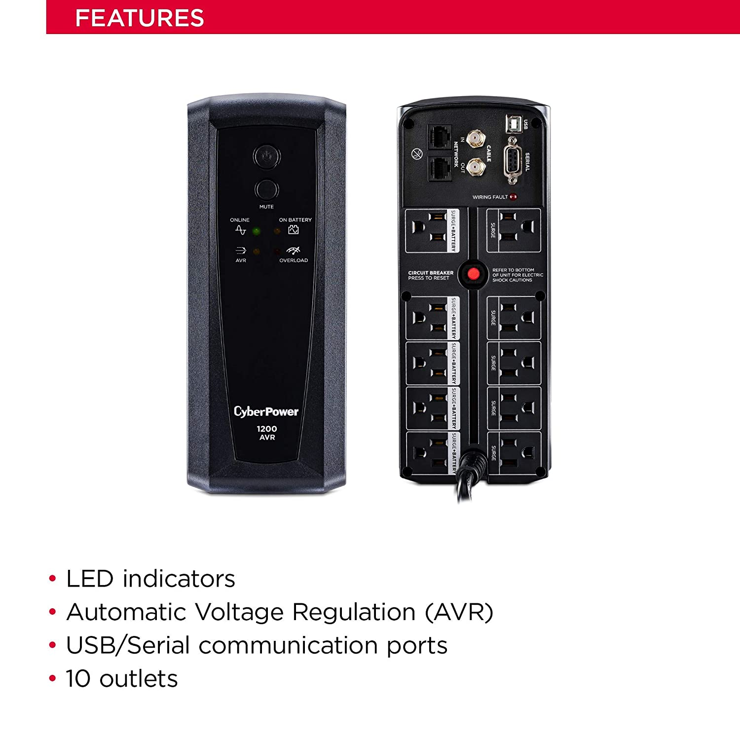 CYBERPOWER 1200AVR DRIVERS FOR WINDOWS 7
