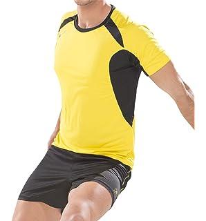 KINDOYO Niño Hombres Ropa Deportiva Camiseta y Pantalones Cortos ... 7a44bdd02eacd