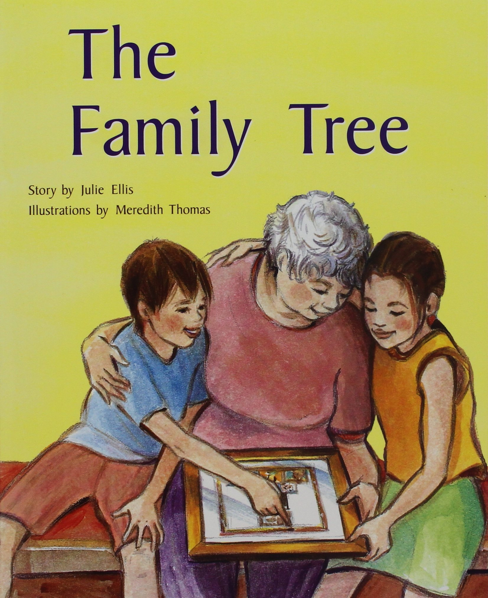 Read Online Rigby PM Plus: Individual Student Edition Gold (Levels 21-22) The Family Tree pdf epub
