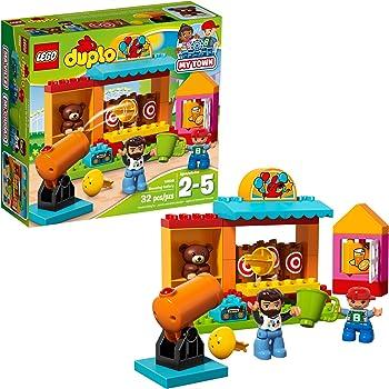 LEGO 32-Piece Duplo Town Shooting Gallery