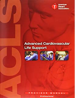 Advanced Cardiac Life Support Provider Manual Pdf