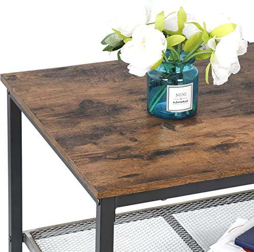Nouva Industrial Coffee Table
