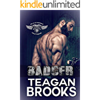 Badger (Blackwings MC Book 6)