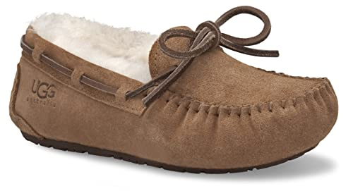 2e7a6c6e9e Image Unavailable. Image not available for. Colour  UGG Kids  Dakota (  Little   Big ) Chestnut ...