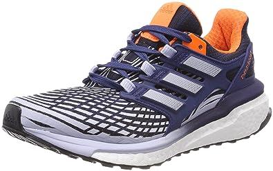 adidas Damen Energy Boost Traillaufschuhe, Blau (Indnob/Aeroaz/Naalre 000), 36 2/3 EU