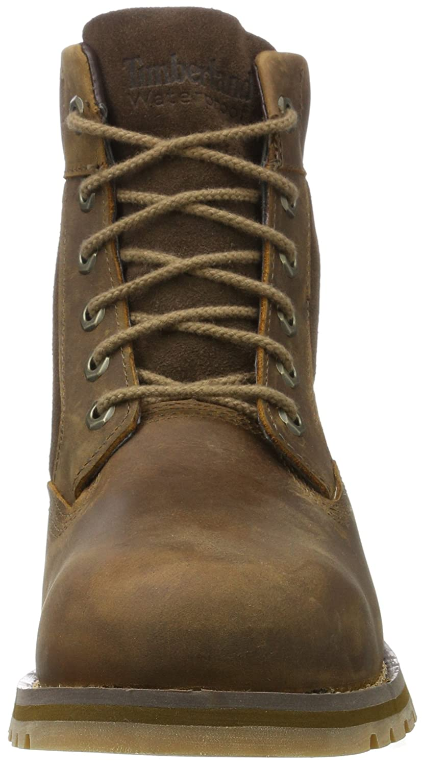 Les Earthkeepers Hommes Timberland Larchmont 6 Bottes De Pouce Lo1hvkDtN1