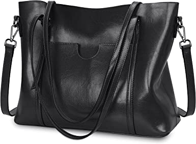 Bag Leather Women Handbag Shoulder Purse Satchel Tote Messenger S Crossbody Work