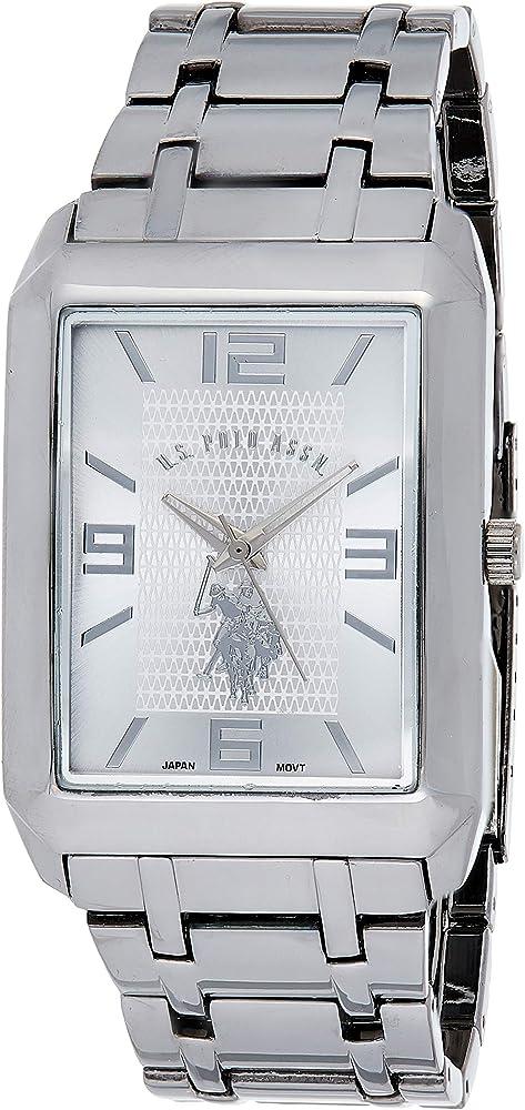 U.S.POLO ASSN. USC80118 - Reloj de Pulsera Hombre, Aleación, Color ...