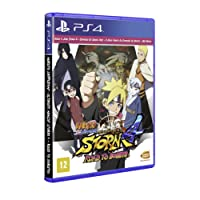 Naruto Shippuden. Uns Road to Boruto - Padrão - PlayStation 4