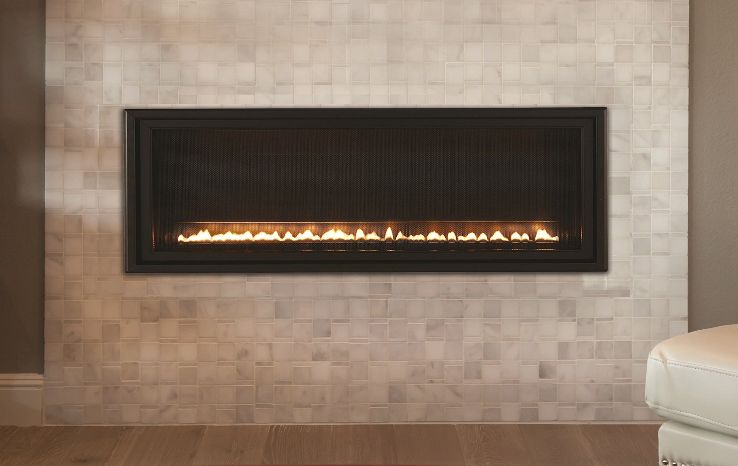 American Hearth Boulevard 48 Linear Vent Free Fireplace by American Hearth