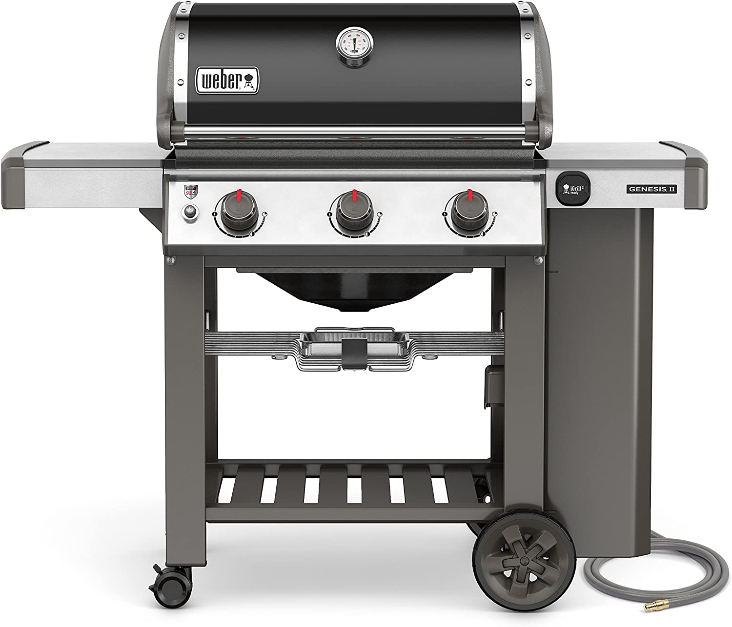 Weber Genesis II E-210 reviews