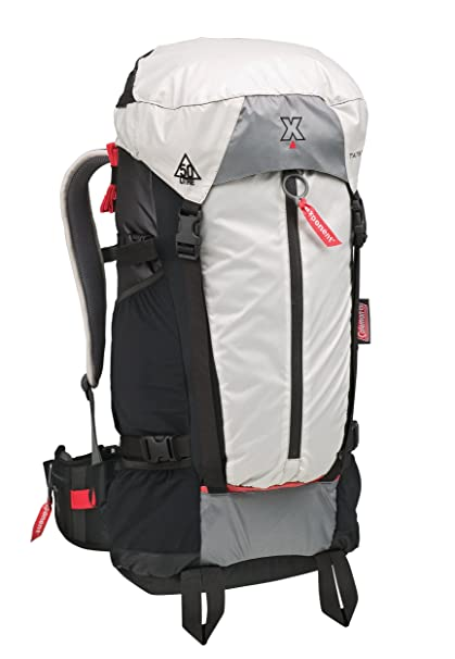 Amazon.com : Coleman Exponent Tatarian X55 Internal-Frame Pack ...