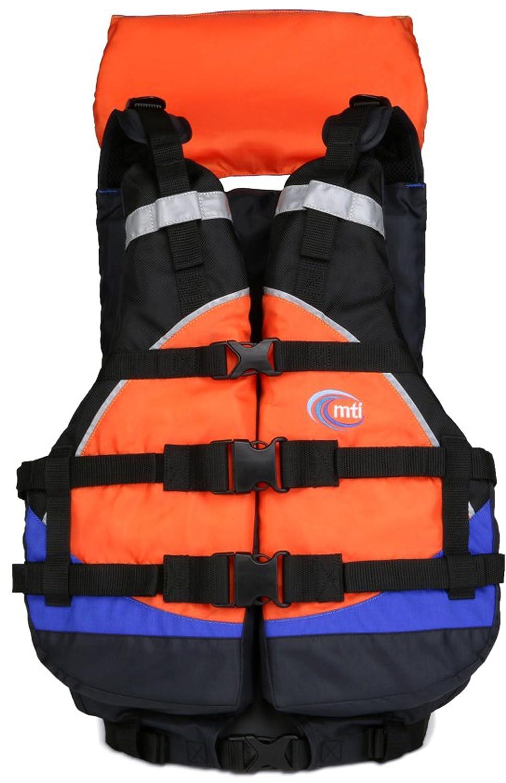 代引き手数料無料 MTI Adventurewear Size Explorer ライフジャケット Orange/Blue/Black Universal Size Orange/Blue MTI/Black B01CL37KGU, セカンドステージ:ccbfd566 --- a0267596.xsph.ru