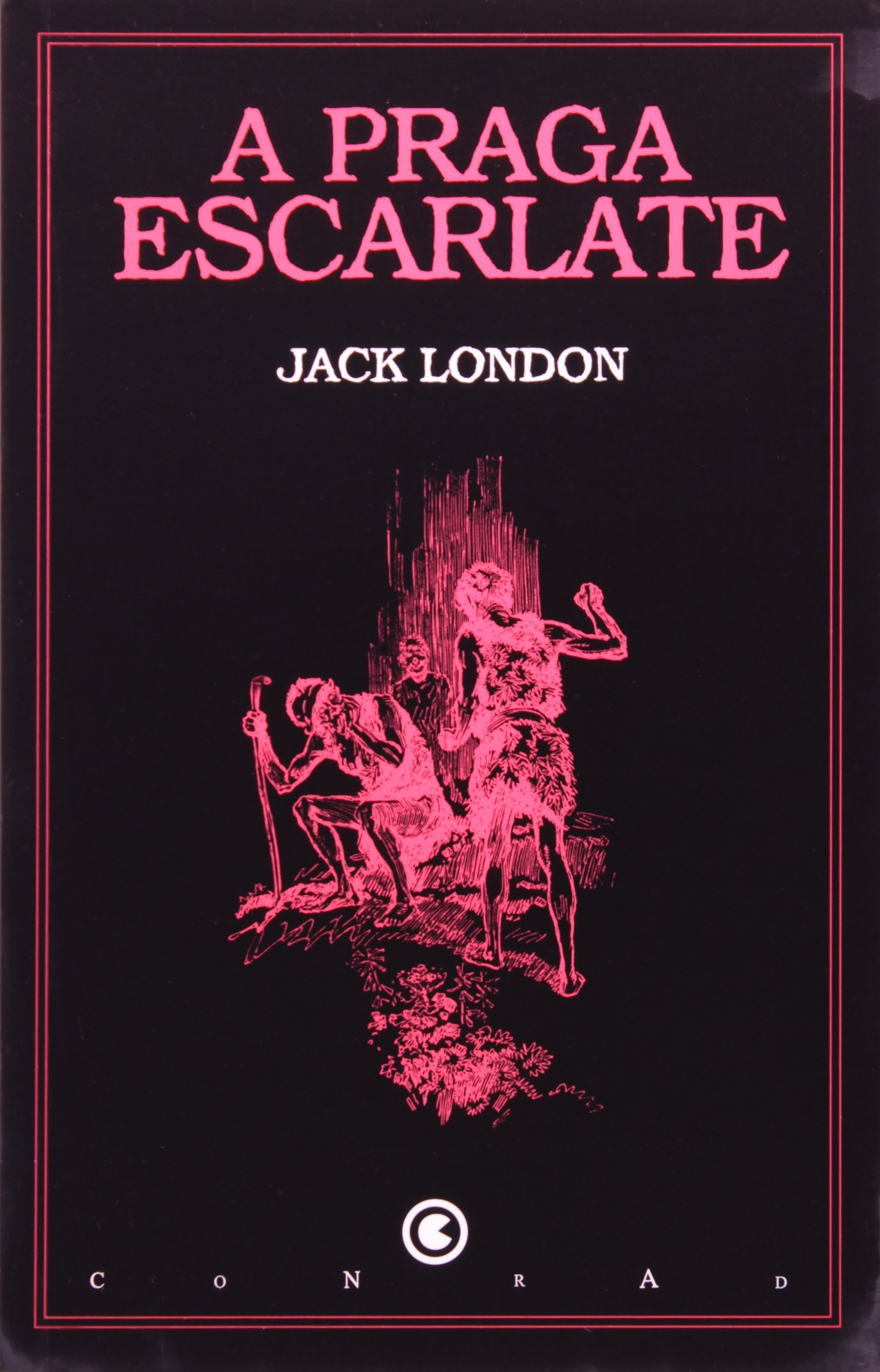 A Praga Escarlate (Em Portuguese do Brasil): Amazon.es: Jack London: Libros