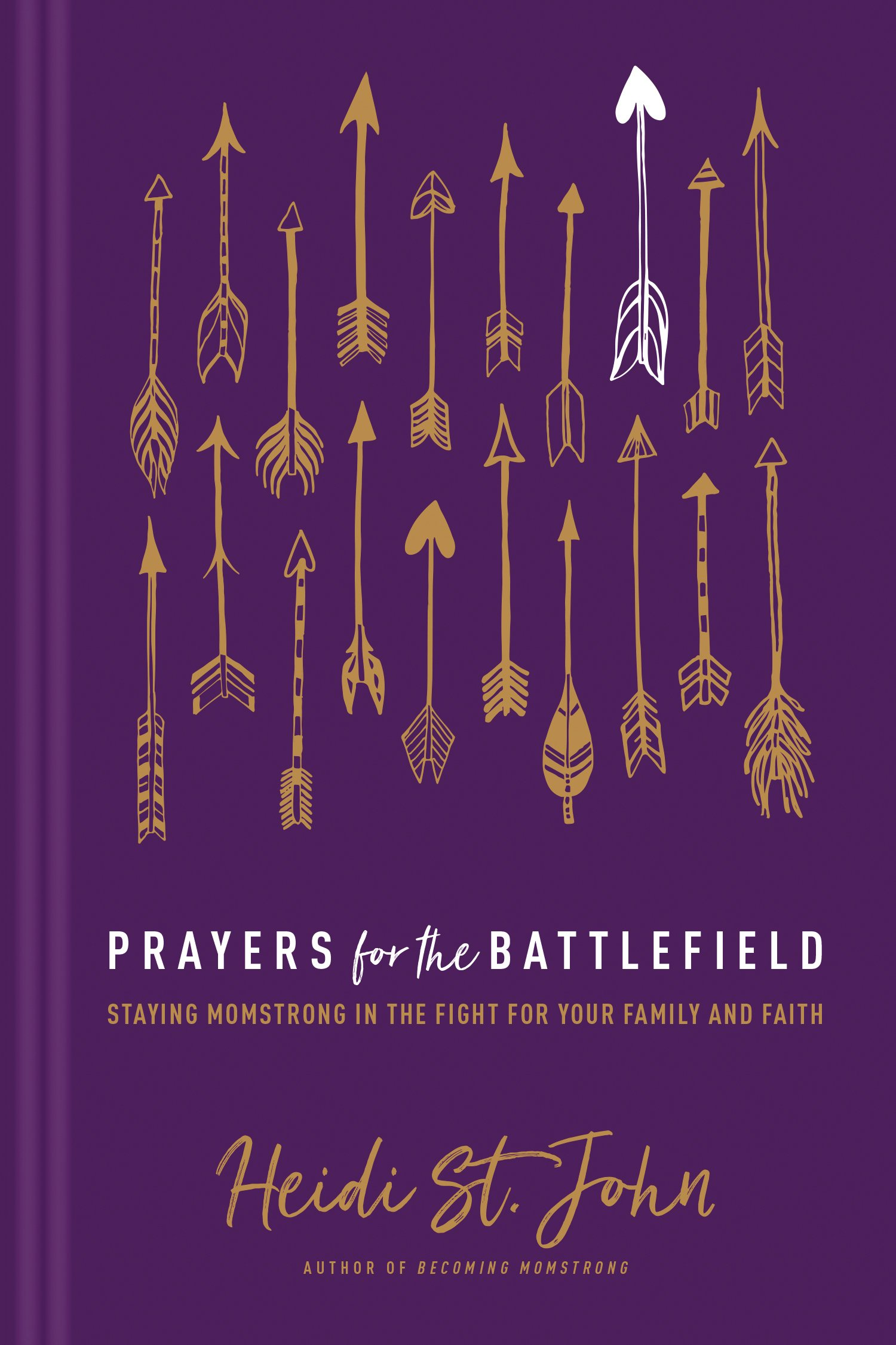 Prayers Battlefield Staying MomStrong Family product image