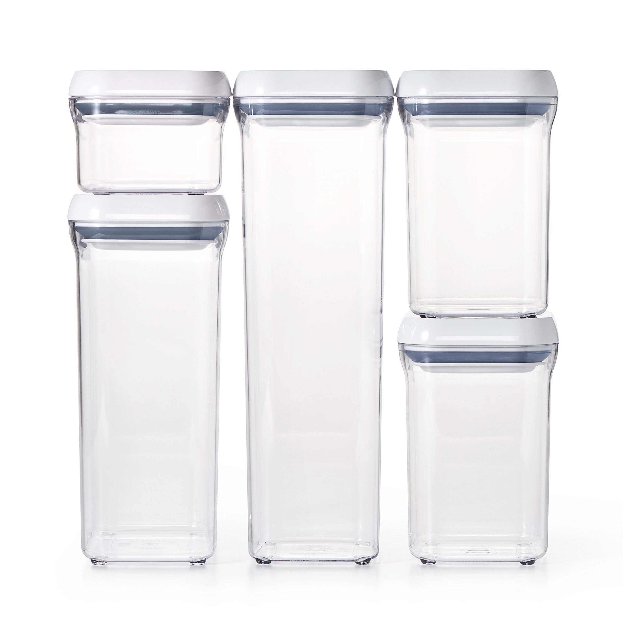 OXO Good Grips 5-Piece Airtight POP Container Set by OXO (Image #6)