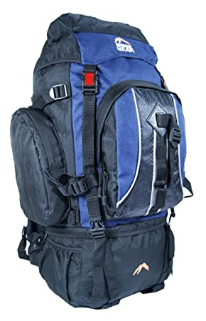 Outdoor Gear 8890 70 Litres - Mochila de senderismo, color azul marino, talla 70 l: Amazon.es: Deportes y aire libre