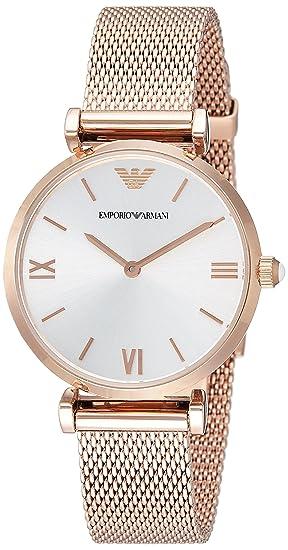 Emporio Armani Gianni T-Bar - Reloj análogico de cuarzo con ...