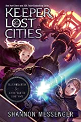 Keeper of the Lost Cities Illustrated & Annotated Edition: Book One Kindle Edition