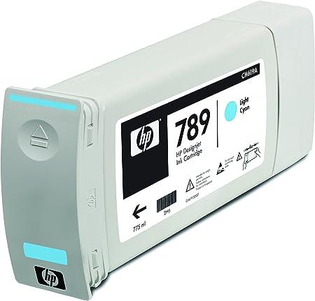 HP Cabezal de impresión HP 789 Designjet Cian/Cian Claro 789 Designjet Printheads, de 15 a 30°C, 0.11 kg (0.243 Libras), 0.07 kg (0.154 Libras), 28 x 143 x 132 mm: Amazon.es: Oficina y papelería