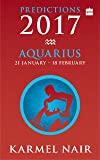 Aquarius Predictions 2017