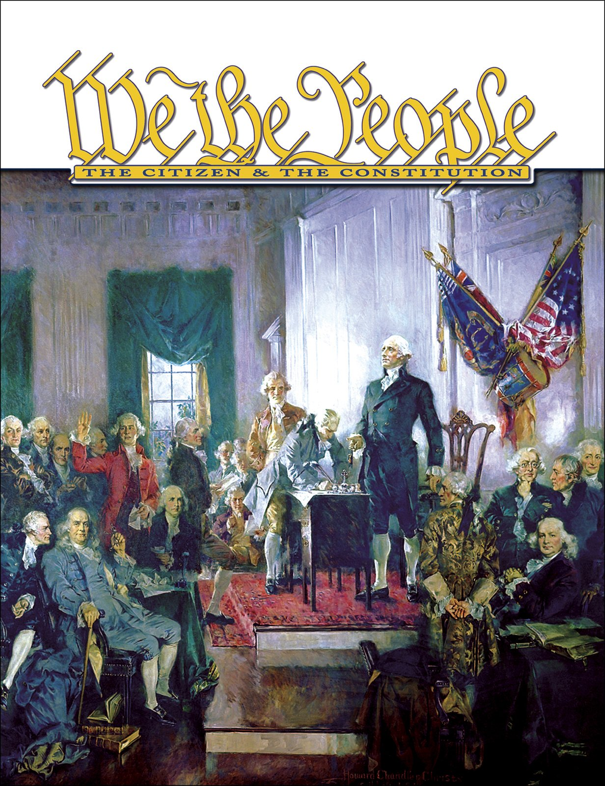 Download We the People: The Citizen and the Constitution (High School) pdf epub