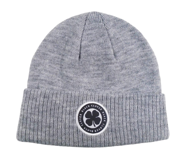 Amazon.com   Black Clover Beanie Grey Black Winter Golf Beanie Hat   Sports    Outdoors 61b13781039