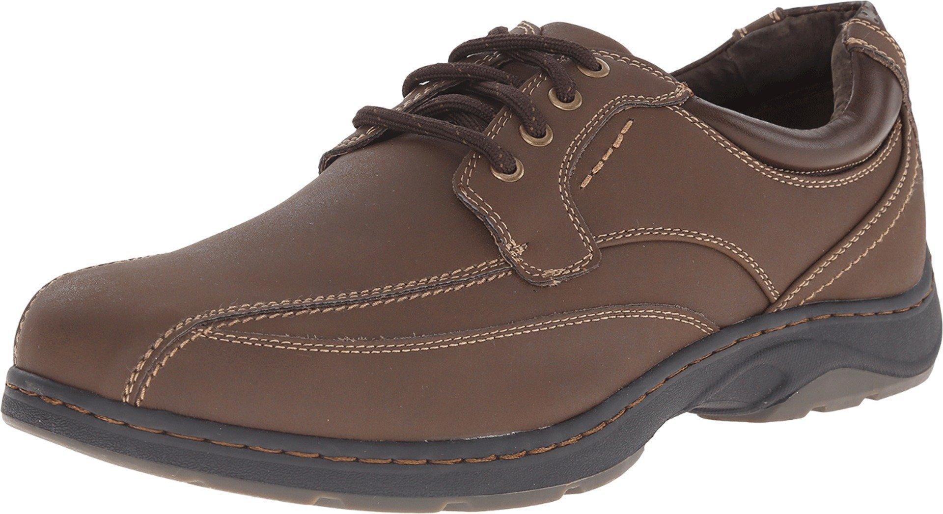 Deer Stags Men's Wilton Shoe, Tan, 8.5 M US by Deer Stags