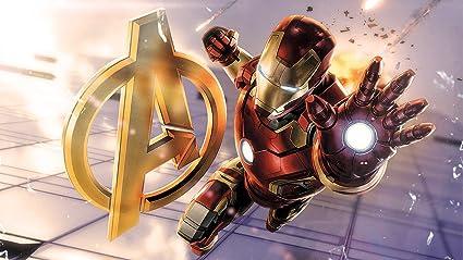 Posterhouzz Movie Avengers Age Of Ultron The Iron Man HD Wallpaper Bac