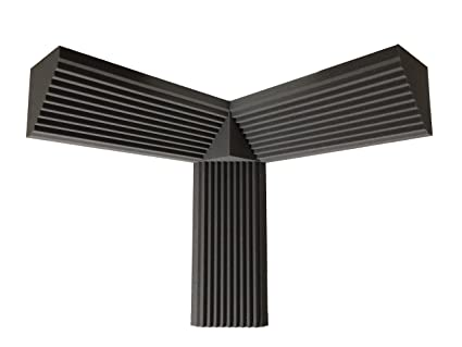 Advanced Acoustics trampa de graves cuña de espuma acústica Studio