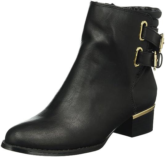 Poti Pati Ch083, Chaussures Femmes, Nero, Eu 37