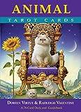 Animal Tarot Cards: A 78-Card Deck and Guidebook