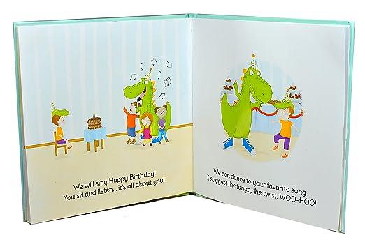 Amazon Tickle Main Dinosaur Birthday Gift For Boys