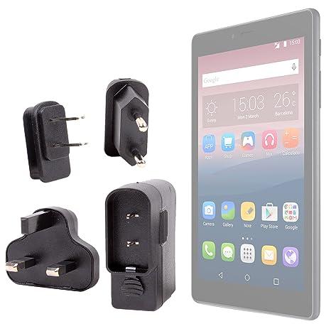 DURAGADGET Kit De Adaptadores con Cargador para Tablet ...