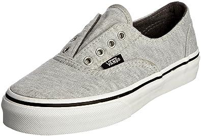 Vans Junior Era Laceless Heathered Fleece Wild Dove Fashion Sports Skate  Shoe Vmawl8Q 11 Child Uk e538c0490