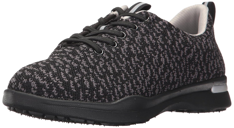 SoftWalk Women's Sampson Sneaker B01M3YZ813 6.5 N US|Black Knit