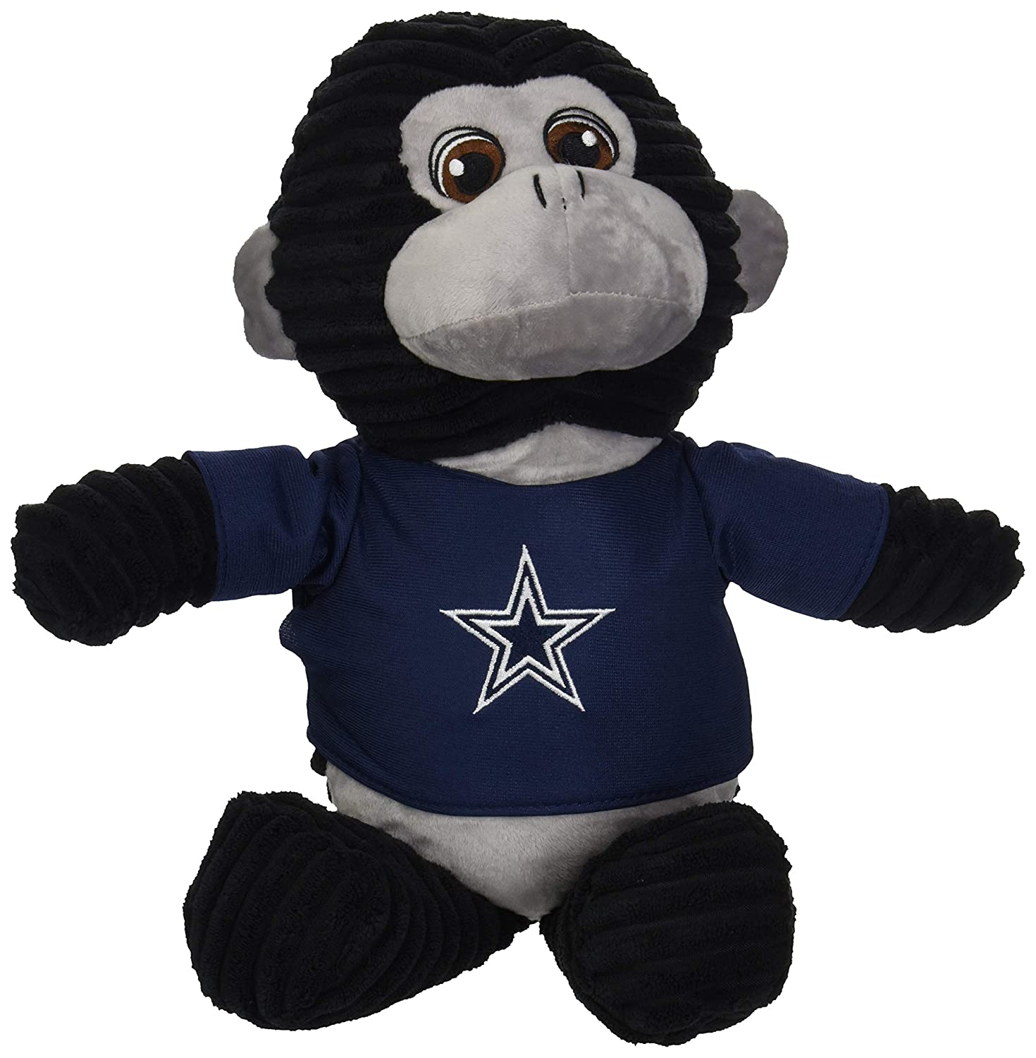 Dallas Cowboys Corduroy Plush Gorilla