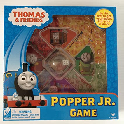 Amazon.com: Thomas and Friends Popper Jr Game Thomas the Train Game ...